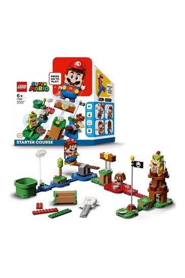 LEGO 71360 Super Mario Adventures Starter Course Toy Game