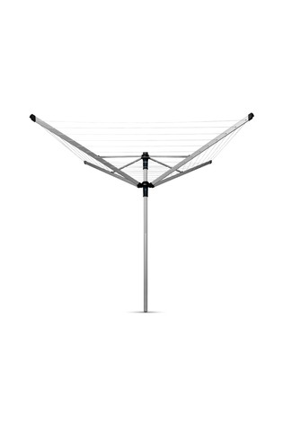 Brabantia Lift O Matic 50 Metre Clothes Rotary Line Dryer