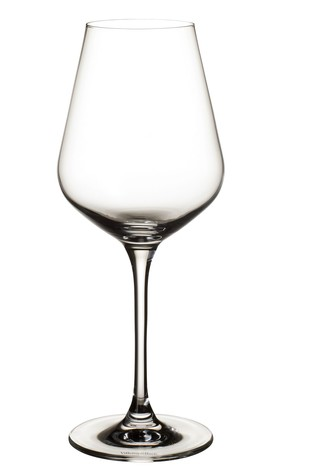 Set of 4 Villeroy and Boch La Divina White Wine Glasses
