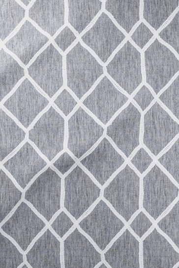 Earle Steel Grey Made To Measure Roman Blind