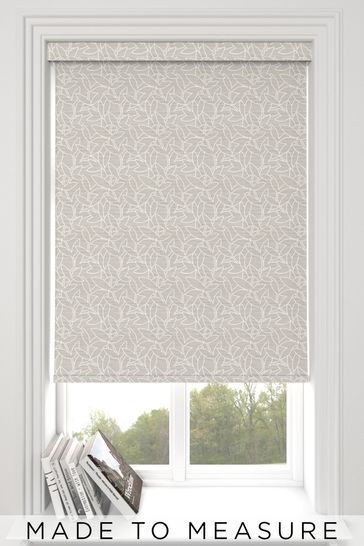 Sophia Natural Made To Measure Roller Blind