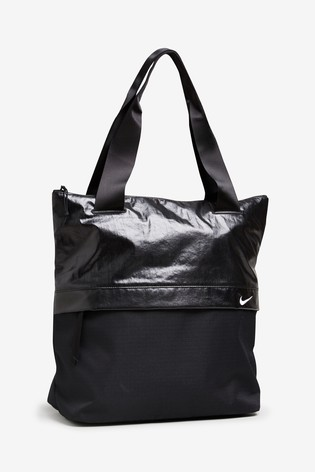 Nike Black Radiate Tote Bag