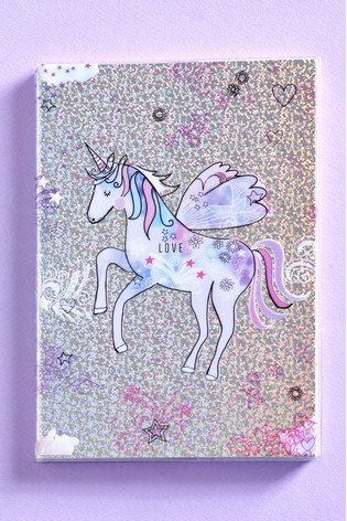 Unicorn A5 Notebook