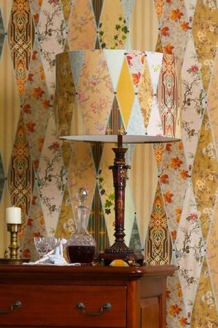 The Chateau by Angel Strawbridge Wallpaper Lamp Shade