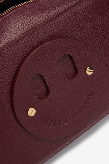 Hill & Friends x Label Leather Camera Bag