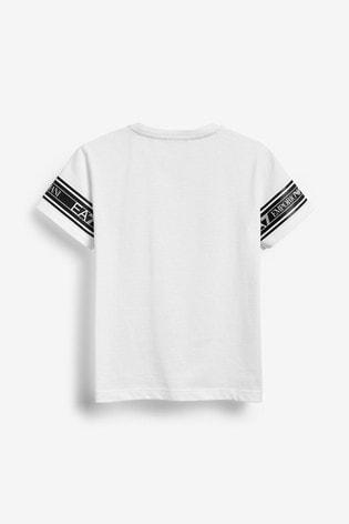 Emporio Armani EA7 Boys Tapped T-Shirt