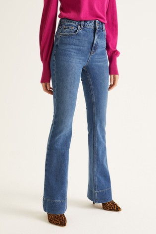 Boden Denim Flare Jeans