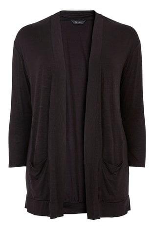 Evans Curve Black Long Sleeve Jersey