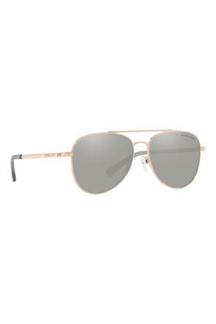 Michael Kors Rose Gold San Diego Sunglasses