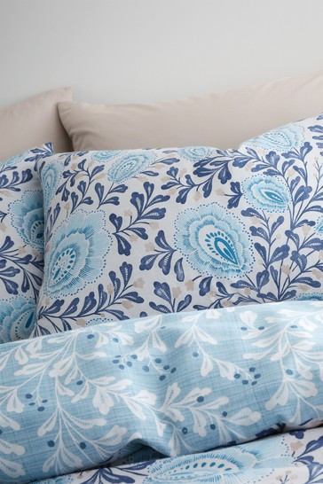Pineapple Elephant Cabana Duvet Cover and Pillowcase Set