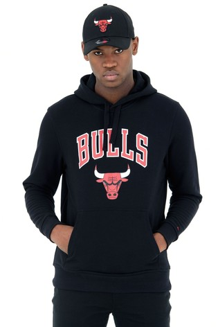 New Era® NBA Chicago Bulls Hoodie