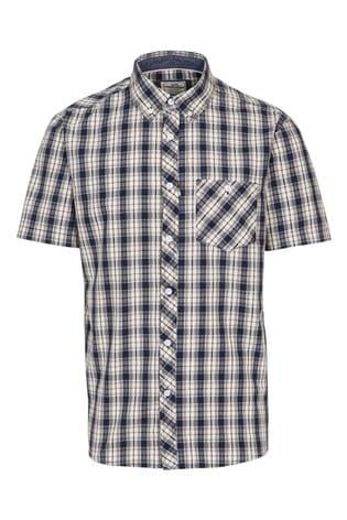 Trespass Blue Wackerton Male Shirt