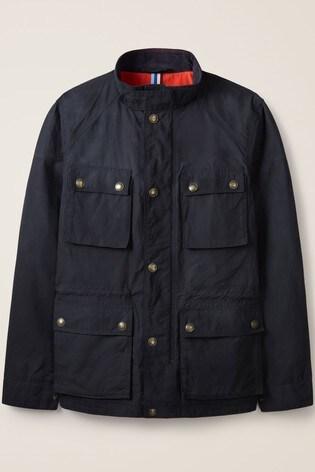 Boden Vulcan Albury Waxed Jacket