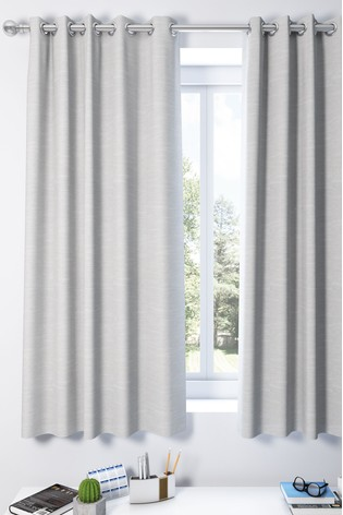 Jameson Dove Grey Made To Measure Curtains