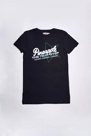 Pineapple X The Next Step Longline T-Shirt