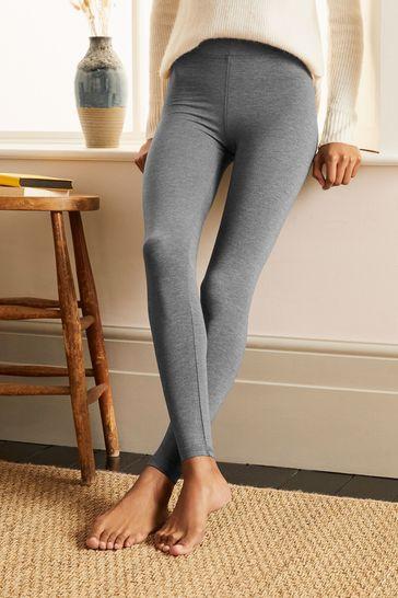 Boden Grey Favourite Leggings