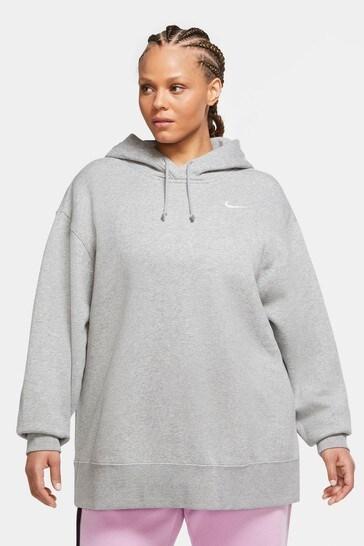 Nike Curve Boyfriend Fit Overhead Hoodie