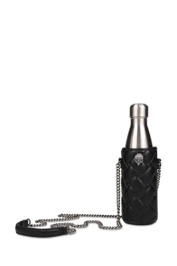 Kurt Geiger London Black Quench Bottle Holder