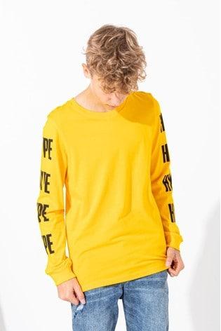 Hype. Kids Block Sleeve T-Shirt