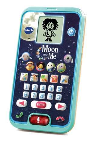 VTech Moon And Me Call Learn Phone 525403