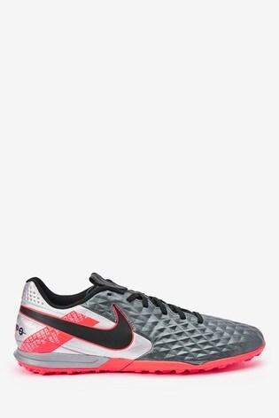 Nike Black Tiempo Legend 8 Academy Turf Football Boots
