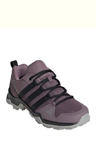 adidas Terrex Trail Purple AX2R Junior & Youth Trainers