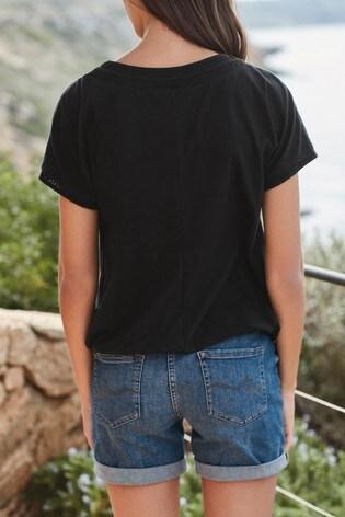 Black Bubblehem T-Shirt