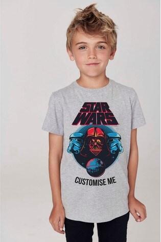 Personalised Disney™ Star Wars™ Darth Vader T-Shirt
