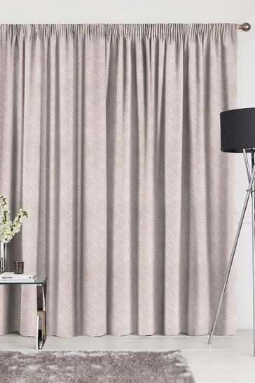 Bronte Sand Natural Made To Measure Curtains