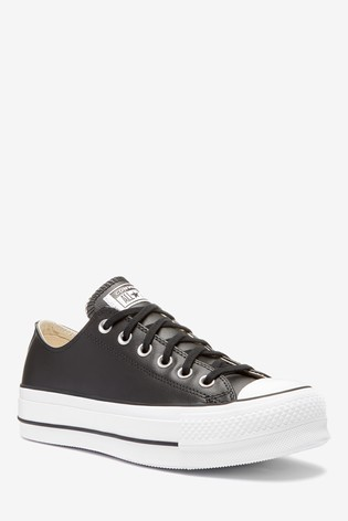 Converse Chuck Taylor All Star Lift Clean Trainers