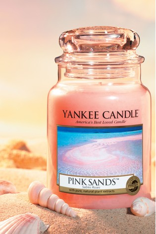 Yankee Candle Classic Large Pink Sands Candle