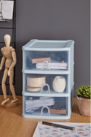 Handy 3 Drawer Tower by Wham