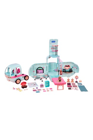 L.O.L. Surprise! 2-In-1 Glamper Playset With 55+ Surprises