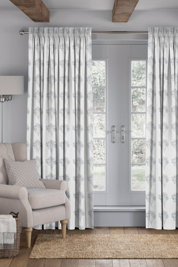 Sky Blue Myland Made To Measure Curtains
