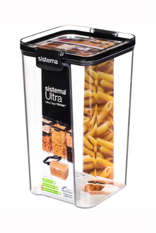 Sistema Titan 1300ml Square Food Storage Container