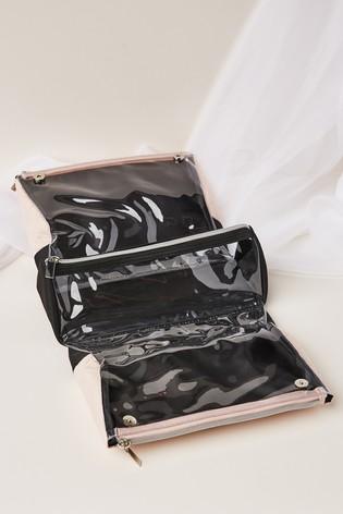Eau Nude Cosmetic Bag
