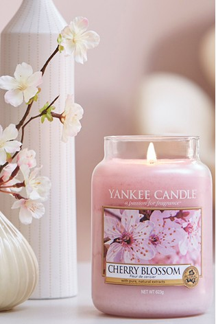 Yankee Candle Classic Large Cherry Blossom Candle