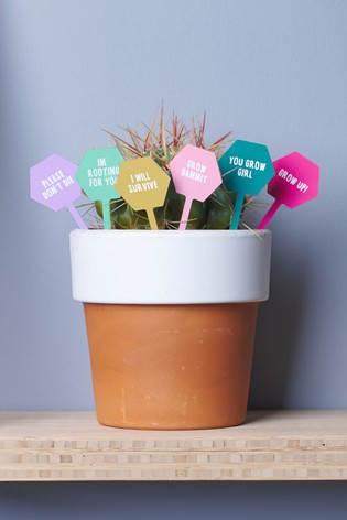 Personalised Plant Stakes by Oakdene
