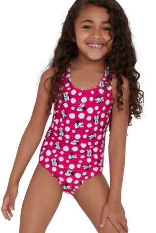 Speedo® Disney™ Minnie Mouse™ Infant Swimsuit