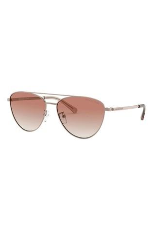 Michael Kors Brown Mink Barcelona Sunglasses