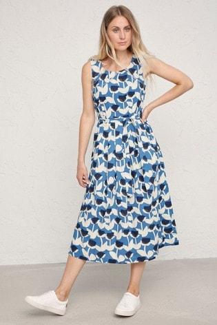 Seasalt Cornwall Blue Belle Dress