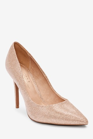 Shimmer Forever Comfort® Point Court Shoes
