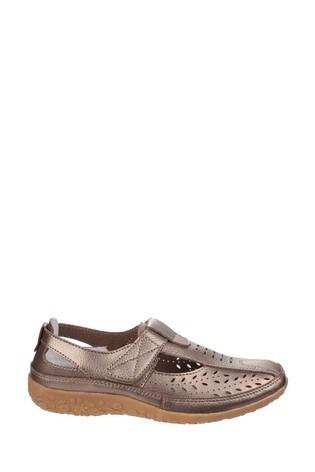 Fleet & Foster Brown Pinot Shoes