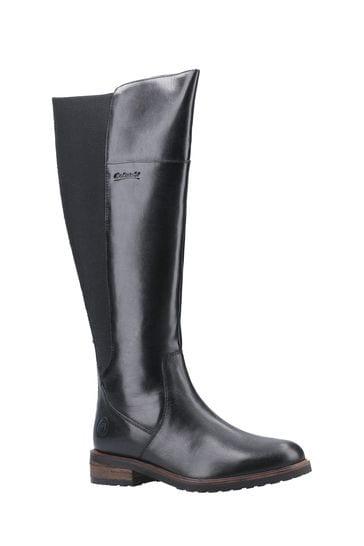 Cotswold Black Montpellier Long Boots