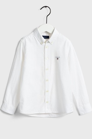 GANT Kids Unisex Archive Oxford Shirt