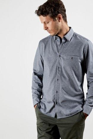 Ted Baker Jerzest Jersey Shirt