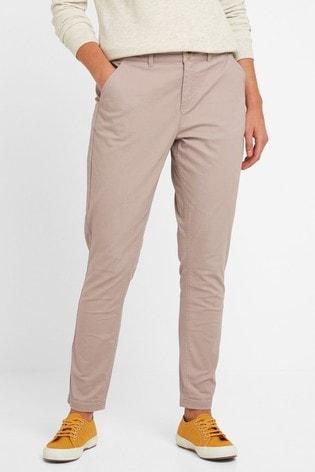 Tog 24 Womens Pink Pickering Short Chino Trousers