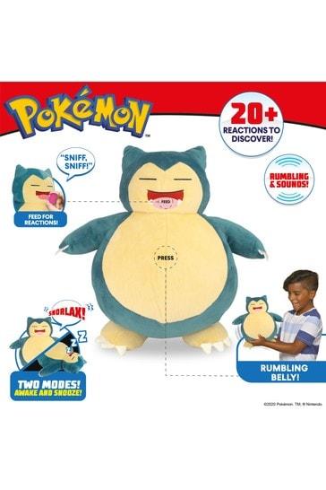 Pokémon™ Snooze Action Snorlax