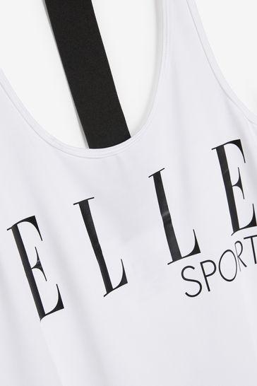 ELLE Sport Signature Poly Vest