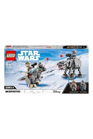 LEGO 75298 Star Wars AT-AT vs. Tauntaun Microfighters